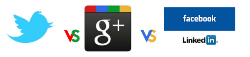 Facebook Doesn't Compete With Google Plus